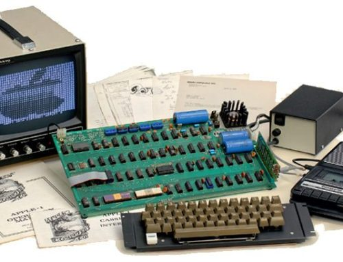 Rare Apple-1 sells at German Auction for £99k