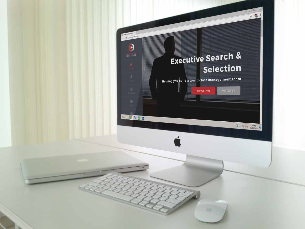 Tekon Solutions Liverpool - Website Design - Kevin Edward Associates