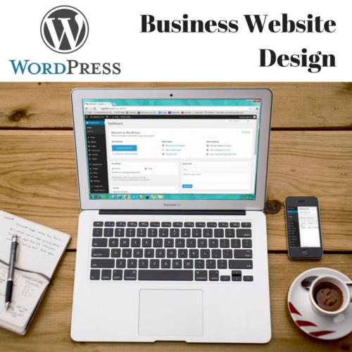 Wordpress Website Design by Tekon Solutions