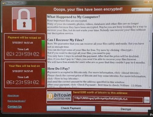 How was the NHS cyber attack allowed to happen?